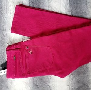DL1961 Macaw Colored Skinny Jeans 24